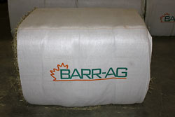 Big bale in sleeve 420kg/2 cut